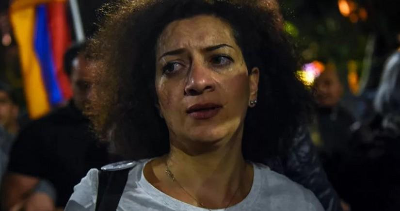 Paşinyanın ailəsi Moskvada qalmaqalla üzləşərək təhqir edildi