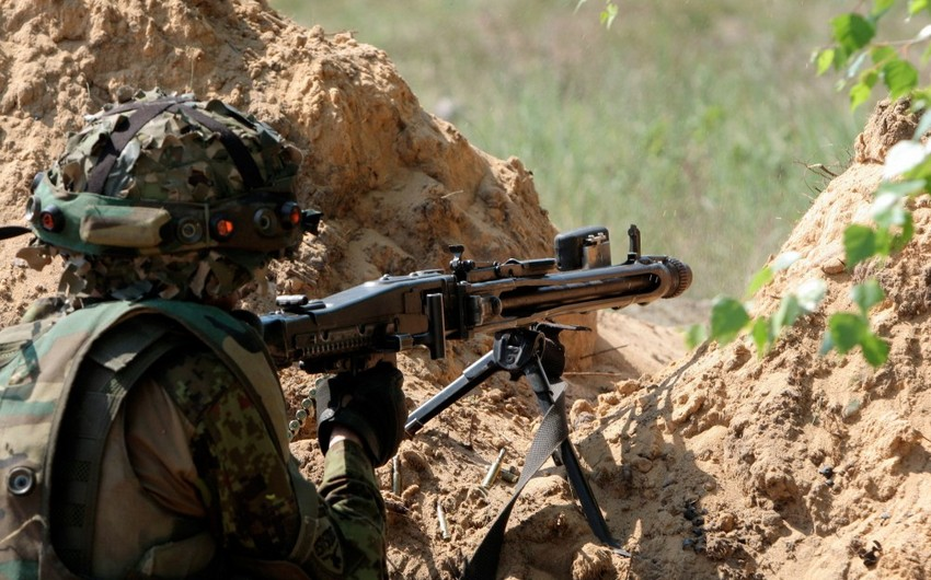 Armenians break truce firing at Azerbaijani positions 37 times