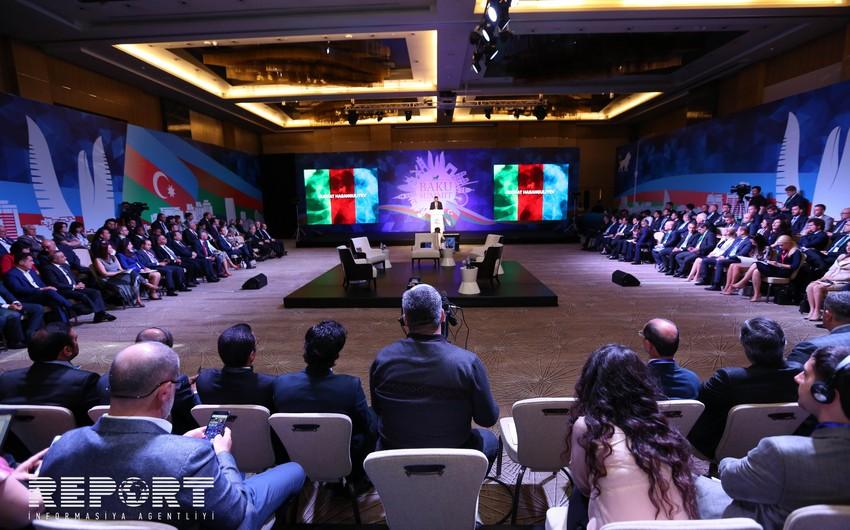 В Баку проходит саммит Альянса европейских консерваторов и реформаторов Европы - ФОТО - ОБНОВЛЕНО