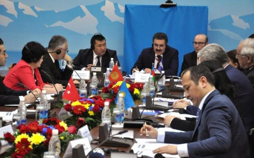 Bişkekdə TÜRK PA komissiyasının iclası keçirilib