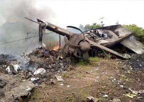 В США потерпел крушение самолет, есть погибшие