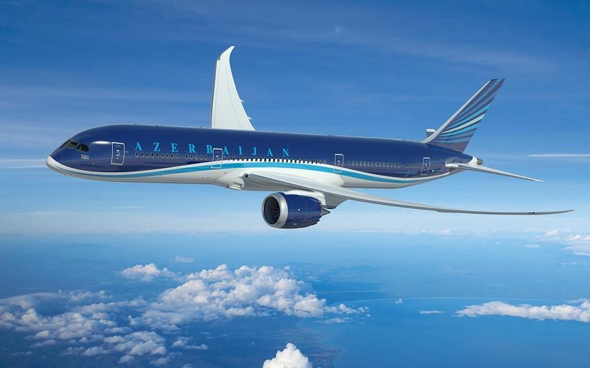 Sabahdan Bakı - Nyu-York aviareysləri Boeing 787-8 Dreamlinerlə həyata keçiriləcək