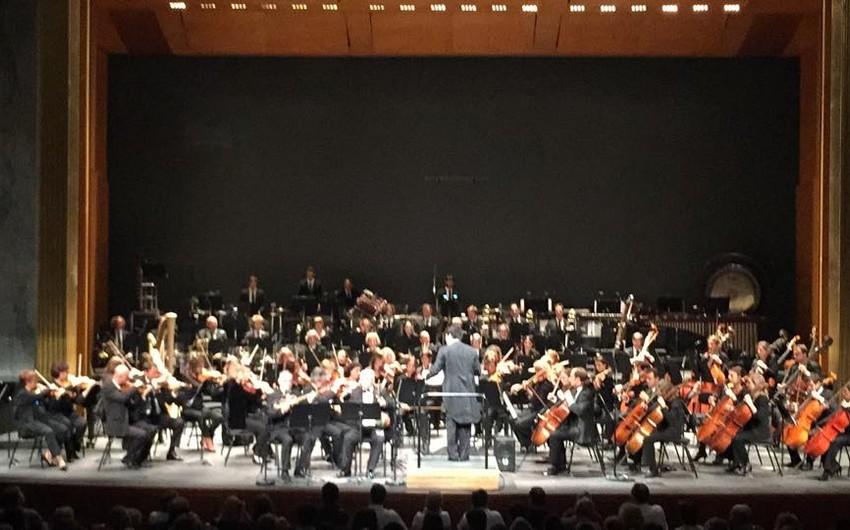 Parisdə Azərbaycan və Fransa musiqiçilərinin iştirakı ilə konsert keçirilib