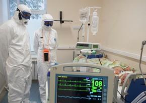 Rusiyada pandemiya qurbanlarının sayı 81 mini ötüb