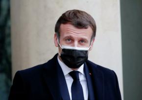 Emmanuel Makron: Fransa Türkiyəni əhəmiyyətli partnyor hesab edir