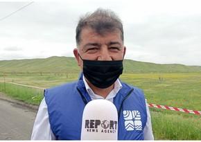 Nazir müavini: Meşə ilə örtülü sahənin 54 min hektarını ermənilər məhv edib