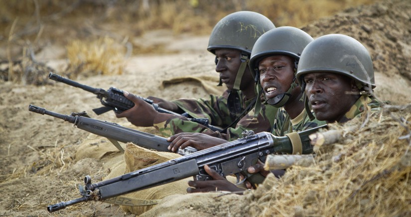 Somalidə hərbçilərlə yaraqlılar arasında toqquşmalar zamanı 30 nəfər ölüb