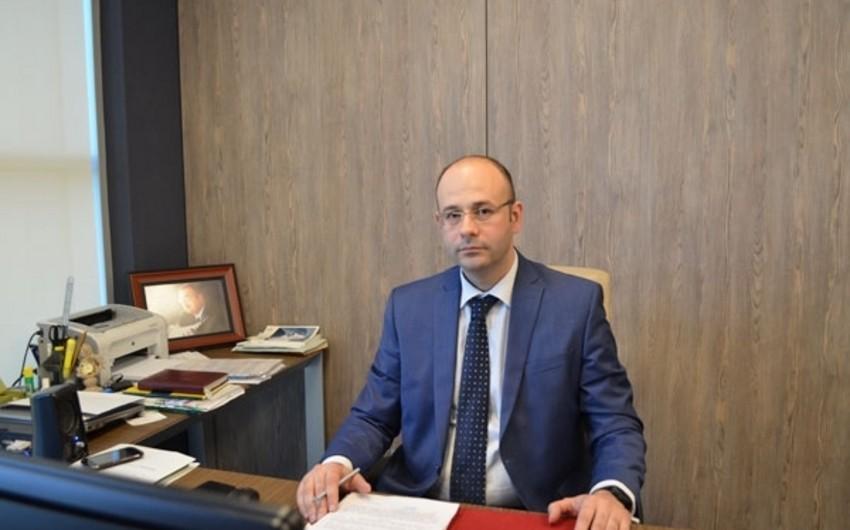 """Əfqan Cəlilov: """"AGBank""""ın hər hansı bankla birləşməsi müzakirə olunmur"""