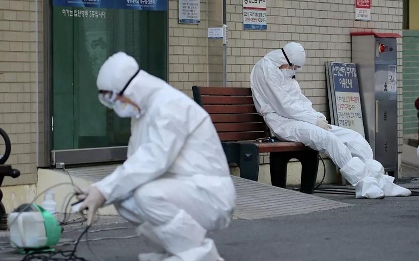 Cənubi Koreyada koronavirusa yoluxanların sayı 2 min nəfəri ötdü
