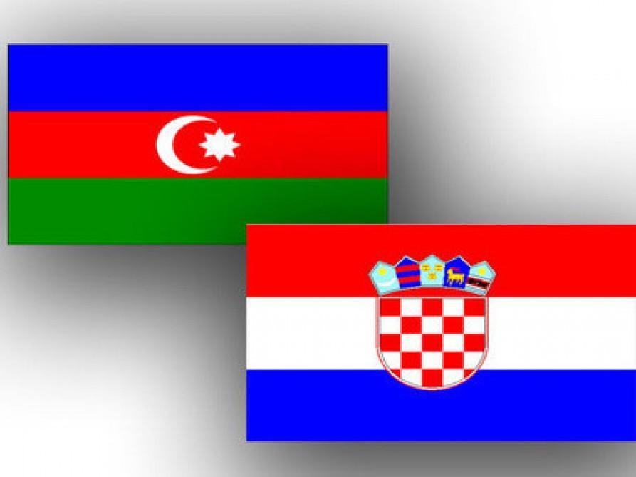 В составе участников Совместной Комиссии между Азербайджаном и Хорватией были внесены изменения