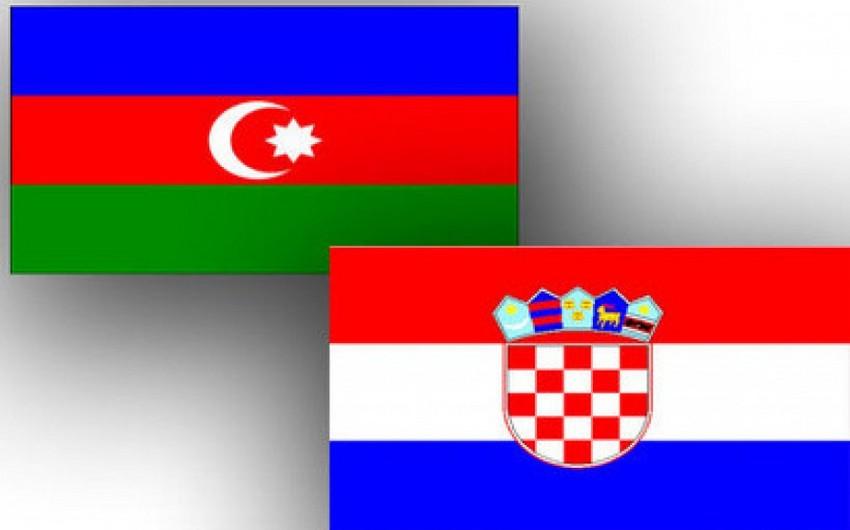 Azərbaycan- Xorvatiya Birgə Komissiyasının tərkibində dəyişiklik edilib