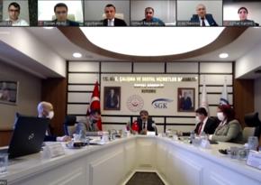Азербайджан и Турция обсудили возможности сотрудничества в сфере ОМС