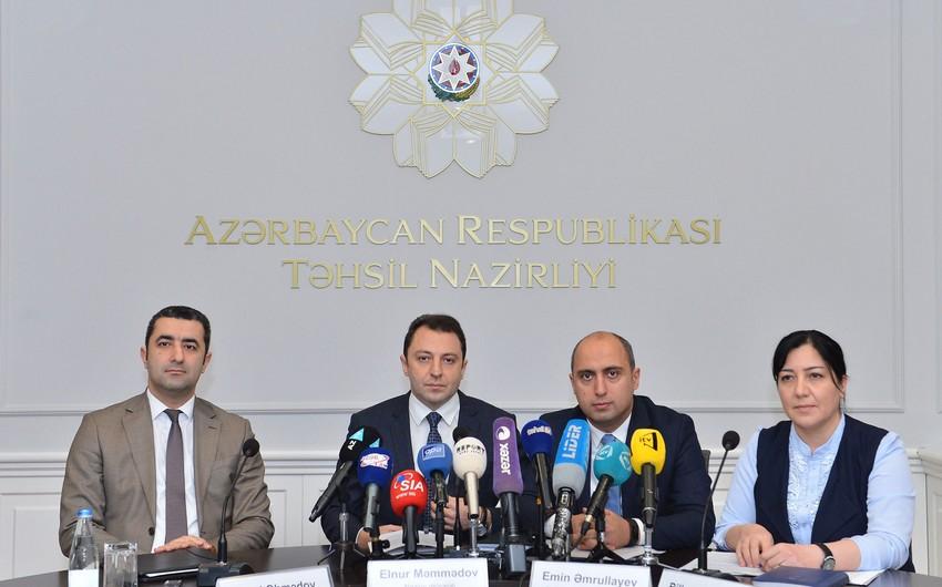 В Азербайджане реализуют пять международных программ двойных дипломов