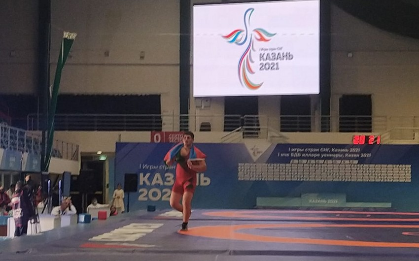 Sərxan Məmmədov: Ağır çəkidə qızıl medal qazanmağım sürpriz sayılmamalıdır