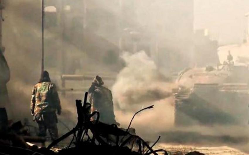 İŞİD Mosulda kimyəvi silah tətbiq edib