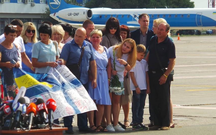 Украина и Россия обменялись пленными