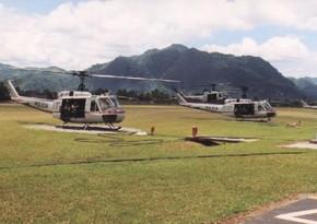 В Перу разбился полицейский вертолет