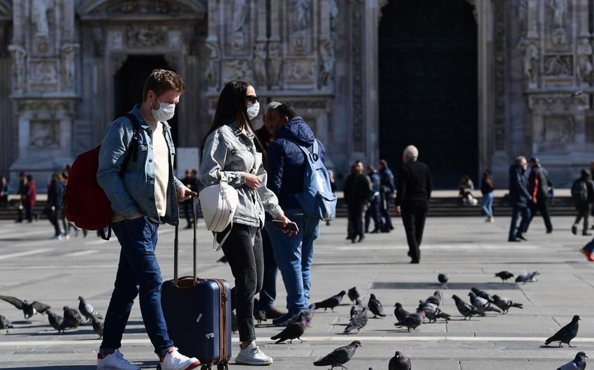 В Италии ограничили передвижения внутри страны на время праздников