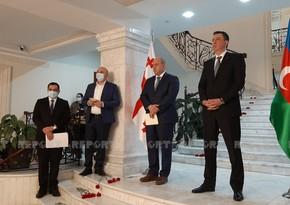 Nazir müavini: Gürcüstan Azərbaycanla tərəfdaşlıqmünasibətlərini daha da inkişaf etdirməyə hazırdır