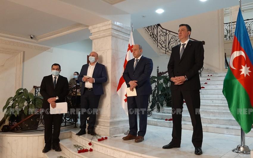 Замминистра: Грузия готова и дальше развивать партнерские отношения с Азербайджаном