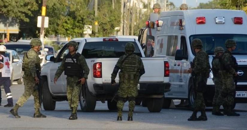 В Мексике в серии вооруженных нападений погибли 14 человек