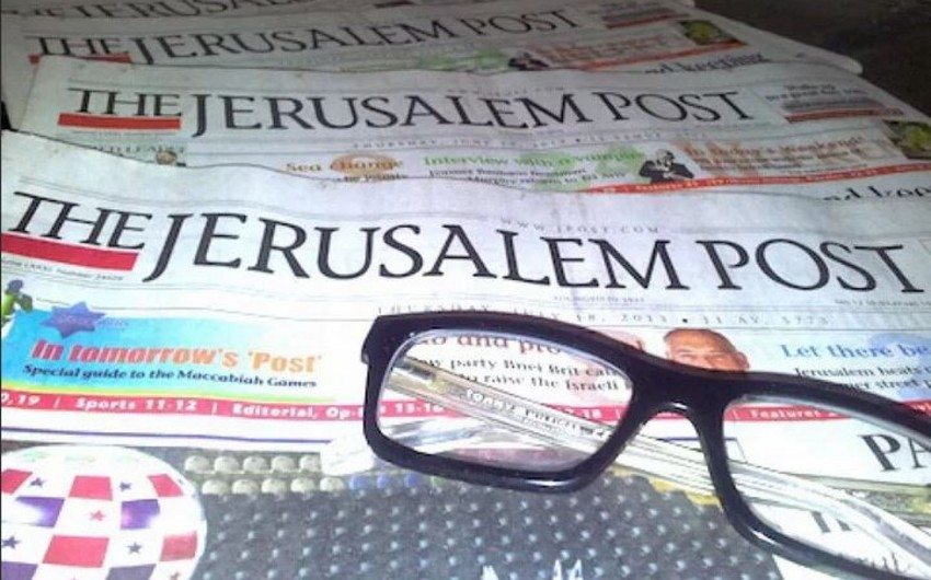 """""""The Jerusalem Post"""": Azərbaycan beynəlxalq hüquqa sadiqdir"""
