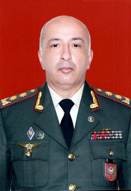 Azərbaycanın 52 yaşlı general-leytenantı vəfat edib