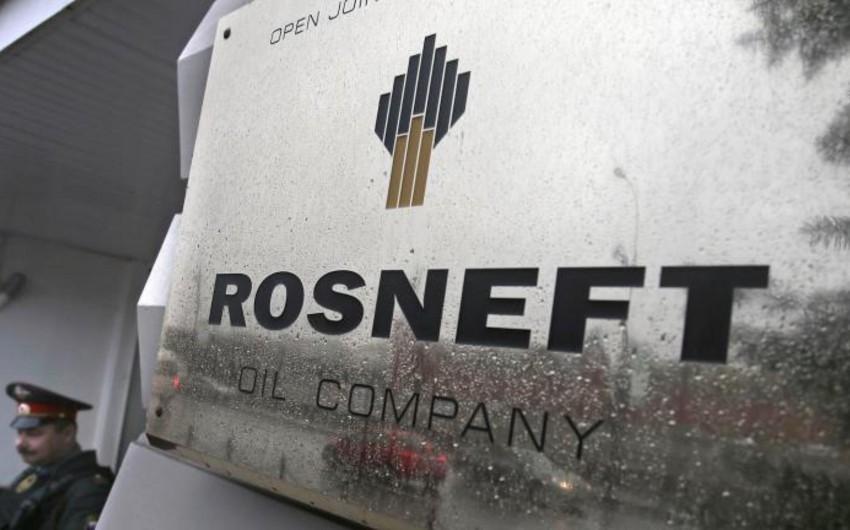 """""""Rosneft"""" 3 Çin şirkəti ilə müqavilə imzalayıb"""
