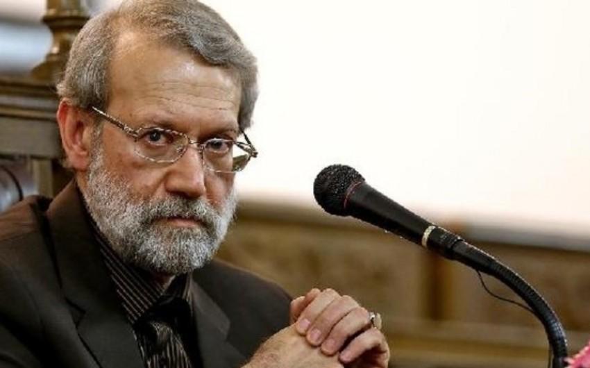 Əli Laricani yenidən İran parlamentinin sədri seçilib
