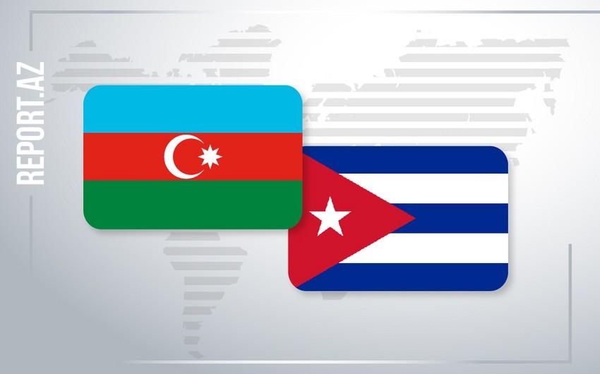 Azərbaycan-Kuba Hökumətlərarası Komissiyanın yeni tərkibi təsdiqlənib