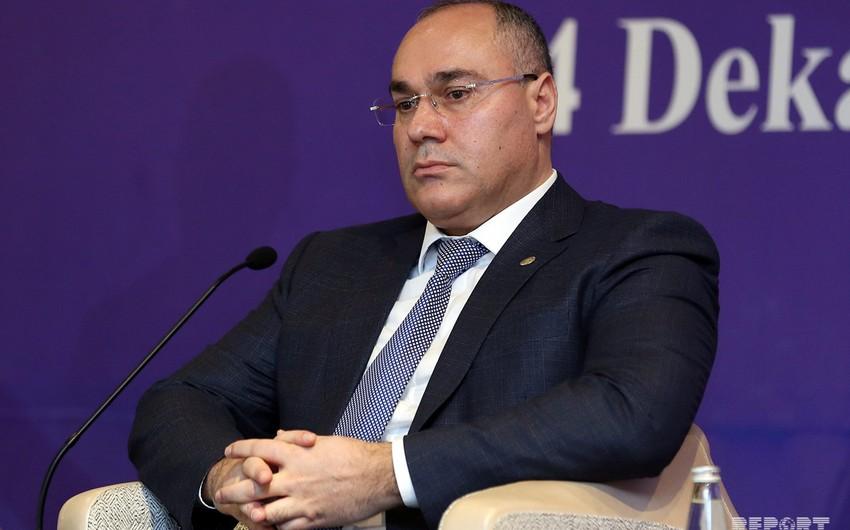 Dövlət Gömrük Komitəsinin sədri Ümumdünya Gömrük Təşkilatının baş katibi ilə görüşüb