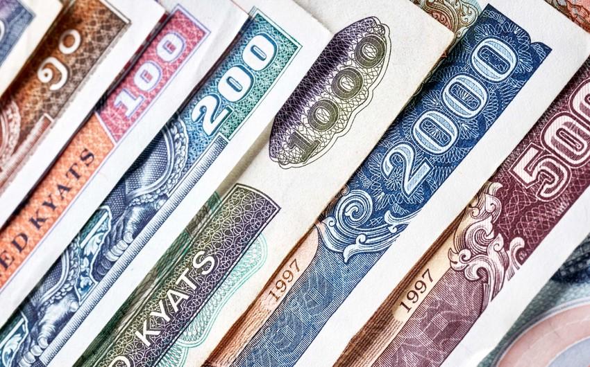Azərbaycan Mərkəzi Bankının valyuta məzənnələri (13.10.2020)