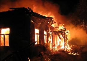 Sabirabad sakini oğurluq etdiyi mənzili yandırıb