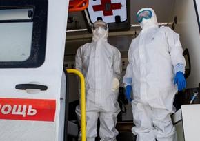 Coronavirus: Russia records 4,748 cases, 132 deaths