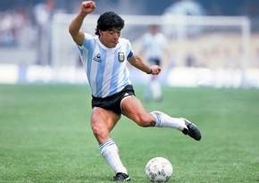 Maradona hələ də millinin və Napolinin bombardirlərindəndir