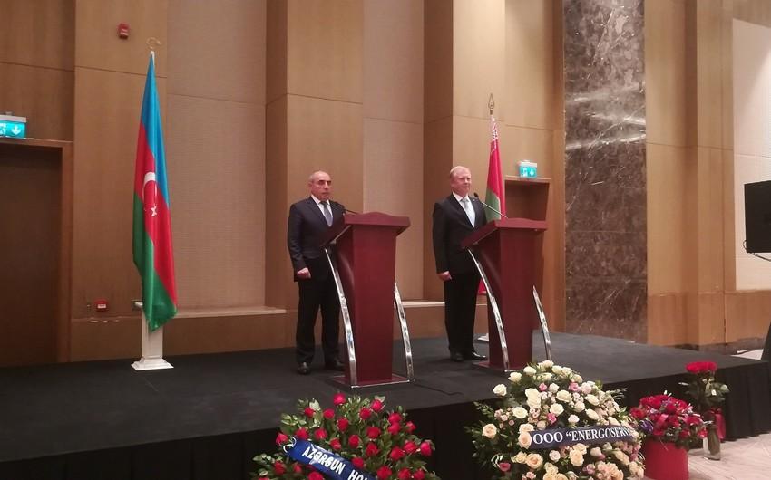 Bakıda Belarusun Müstəqillik Günü ilə əlaqədar rəsmi qəbul təşkil olunub