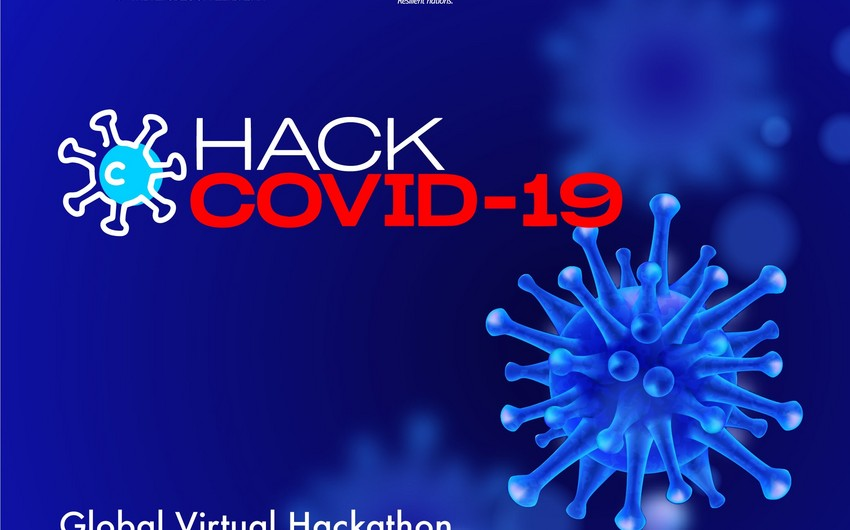 """Koronavirusa qarşı texnoloji həlləri bir araya gətirən """"virtual hackathon""""a qeydiyyat başlayıb"""