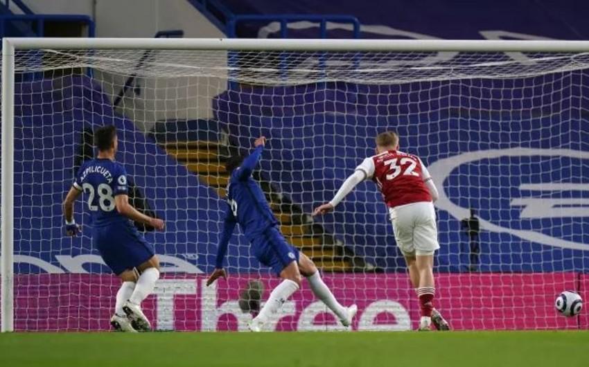 Çelsi öz meydanında Arsenala uduzdu