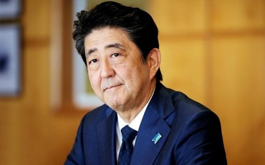 Yaponiyanın baş naziri Kim Çen Inla heç bir ilkin şərt olmadan görüşməyə hazırdır