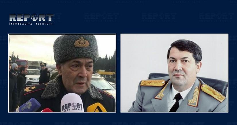 Начальник дорожной полиции МВД освобожден от должности