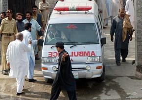 В Афганистане при подрыве автобуса погибли 16 человек, есть раненые