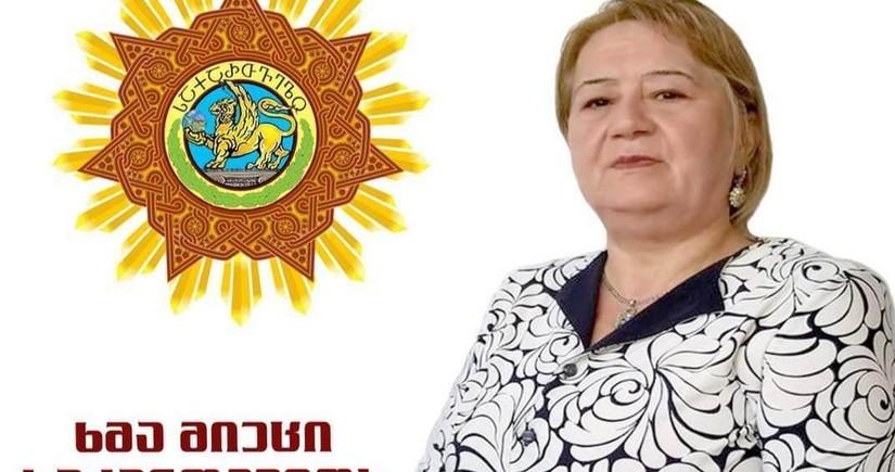 Azərbaycanlı qadın Gürcüstanda deputatlığa namizəd oldu
