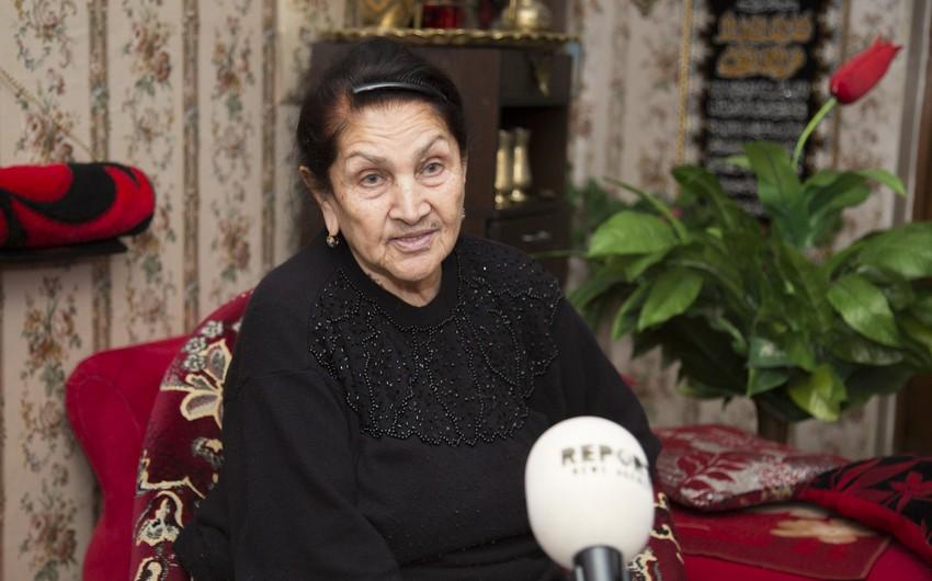 Роза Джалилова награждена орденом Шохрат