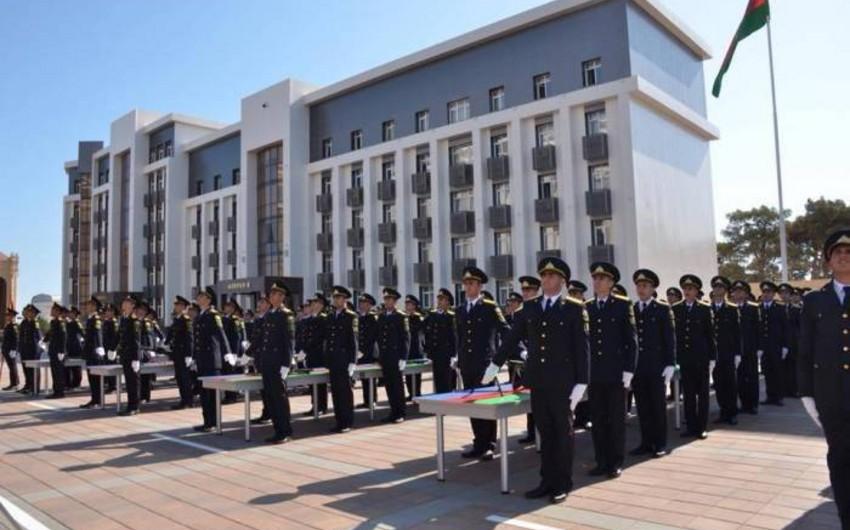 Polis Akademiyasına kursant qəbulu elan olunub