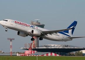 AnadoluJet launches Antalya-Baku flights starting June 20