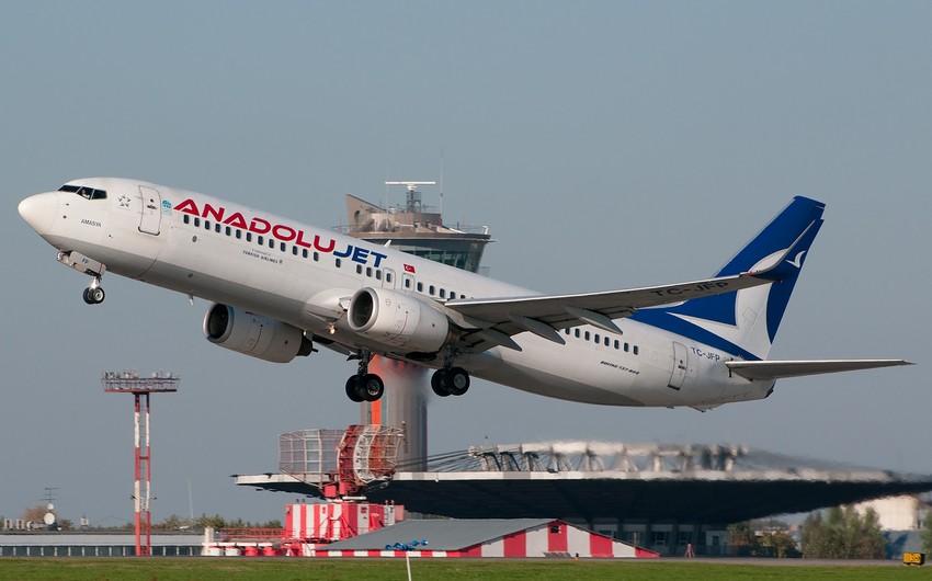İyunun 20-dən Antalya-Bakı reysləri üzrə uçuşlar başlayır