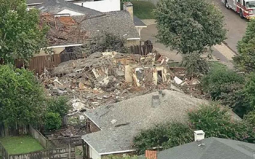 ABŞ-da yaşayış binası partladı, 6 nəfər yaralanıb