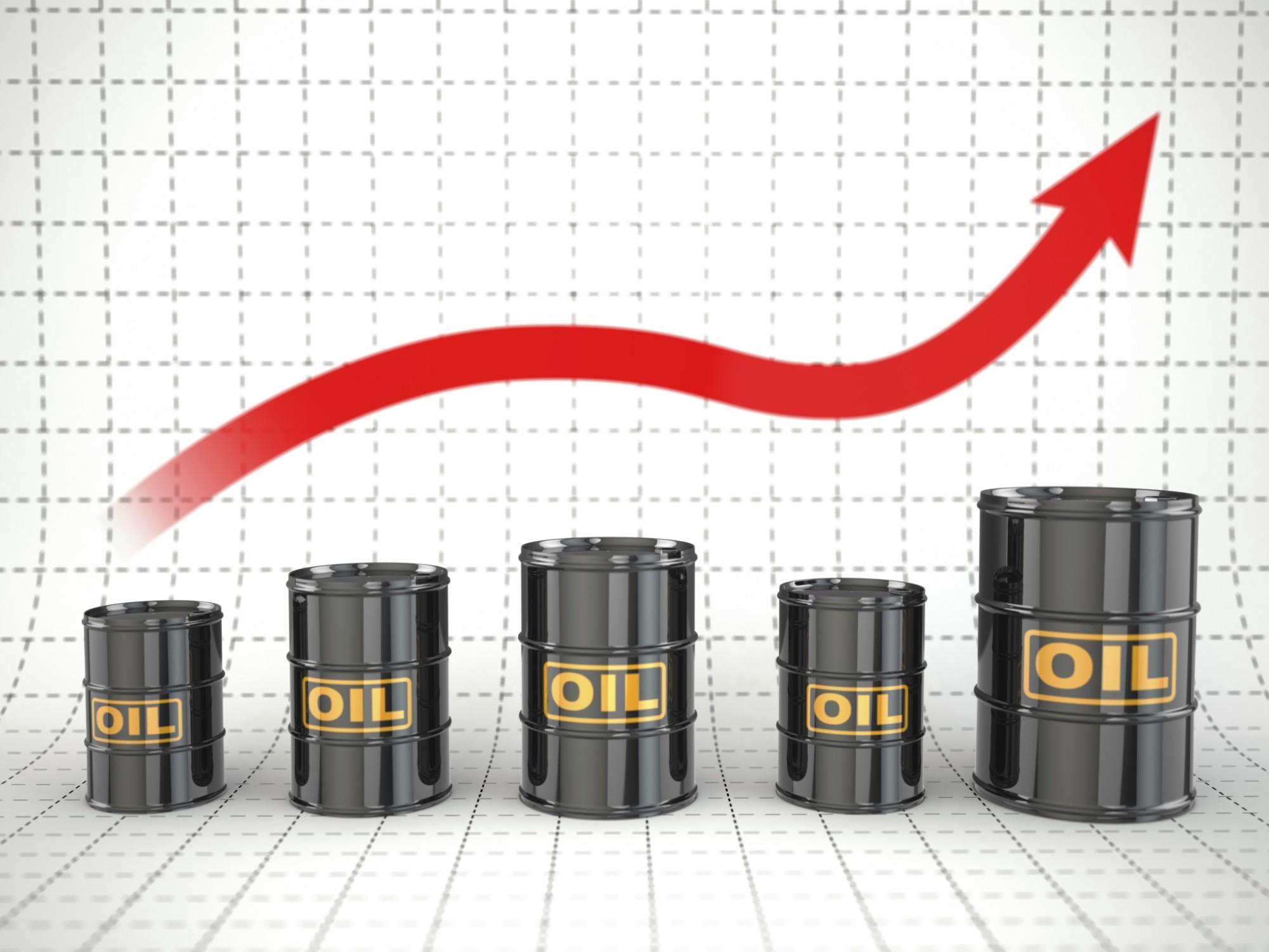 """""""Brent"""" nefti yenidən 40 ABŞ dollarına yüksəldi"""