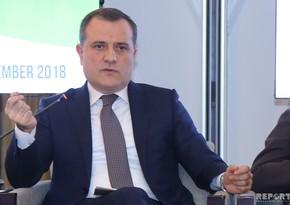 Ceyhun Bayramov: Pandemiya bir çox planlarımızın təxirə düşməsinə səbəb oldu