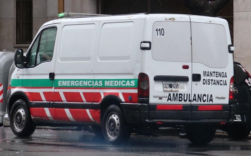 Argentinada məktəbliləri daşıyan avtobus aşıb, iki nəfər ölüb - VİDEO
